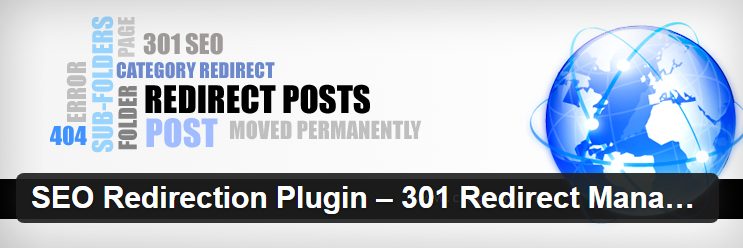 SEO-Redirection-Plugin-301-Redirect-Manager wordpress redirect plugin