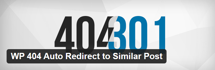WP-404-Auto-Redirect-to-Similar-Post wordpress redirect plugin