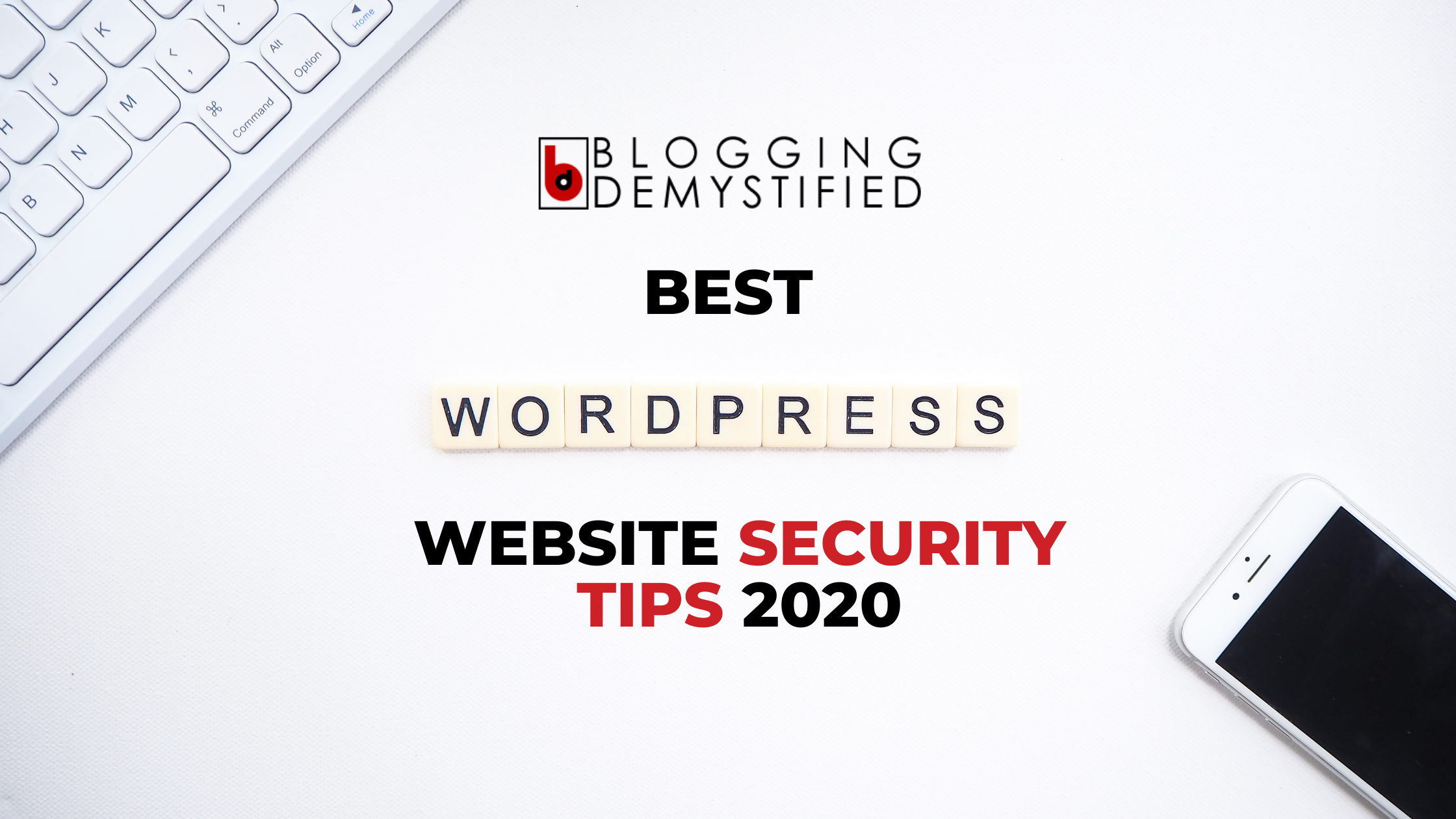 Best WordPress Website Security Tips 2020